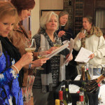 wine tasting and auction