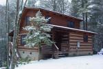 Fall Creek Cabins winter