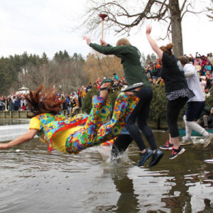 Polar Plunge at Chetola Resort