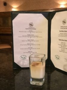 """Flu Shot"" Featured Drink at Green Park Inn"