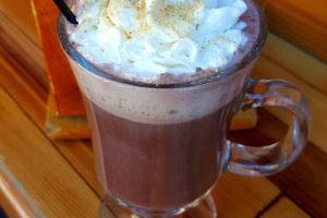 Six Pence Pub Adult S'mores Hot Chocolate