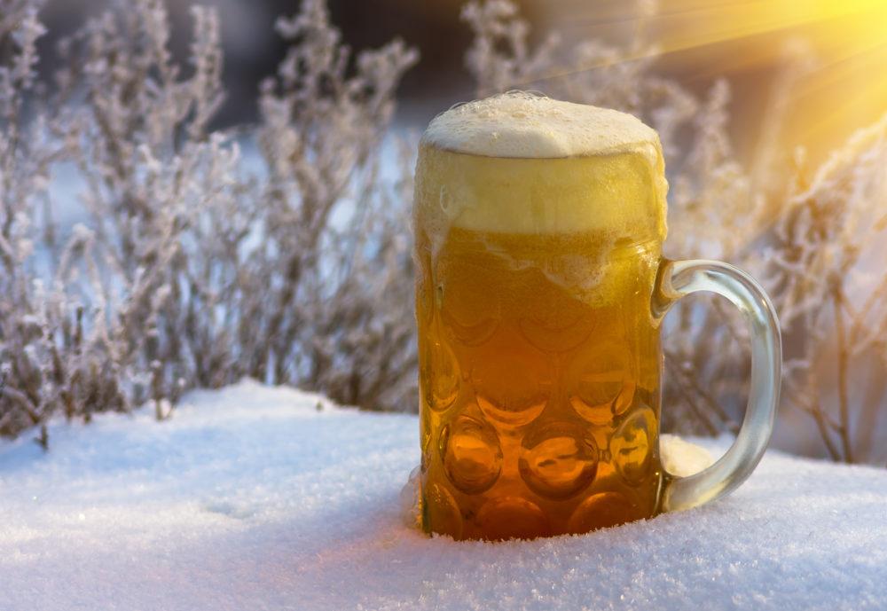 WinterFest Beer Garden