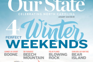 Blowing Rock WinterFest Featured in Our State Magazine