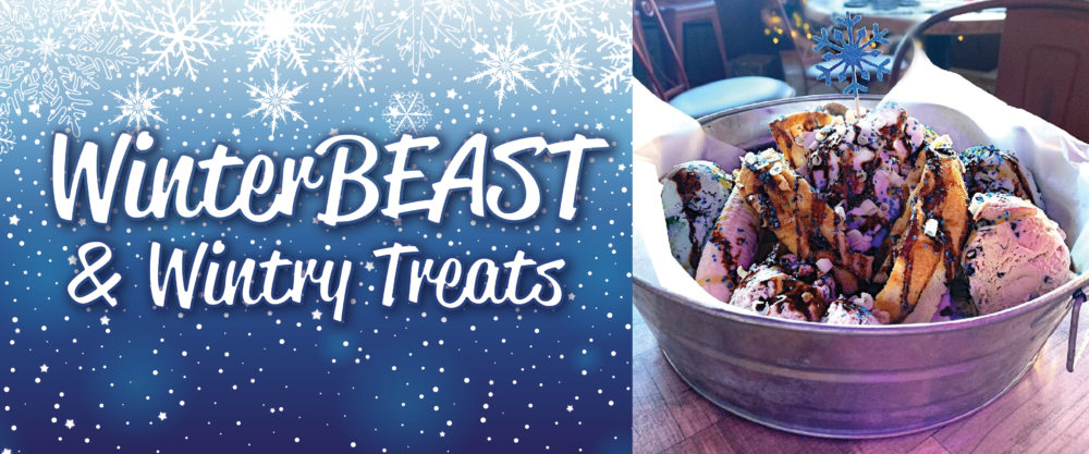WinterBEAST and Wintry Treats at Front Porch Eats