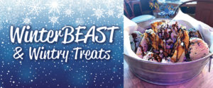 winterbeast monster dessert