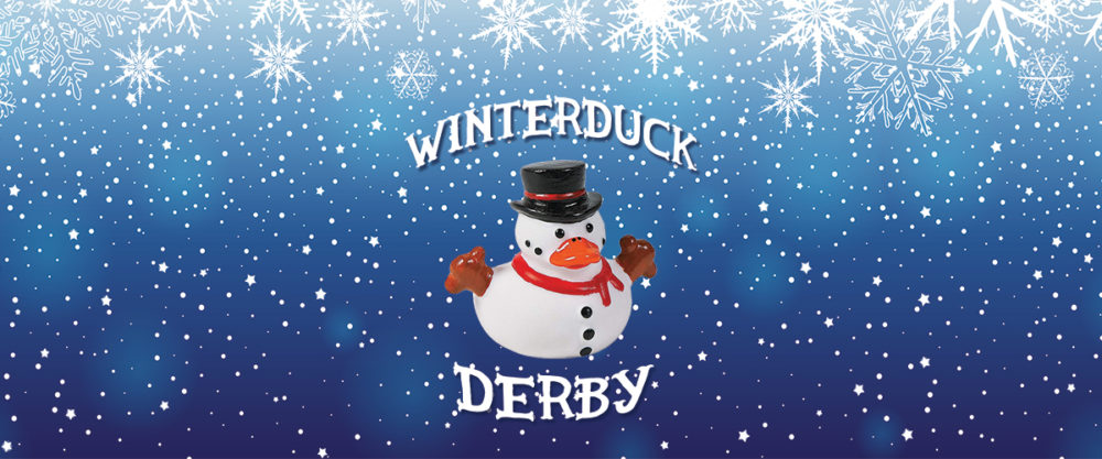WinterDuck Derby at Mystery Hill
